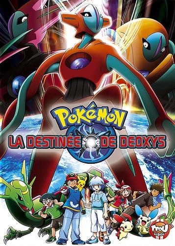 Pokémon Le Film 07 - La Destiné De Deoxys